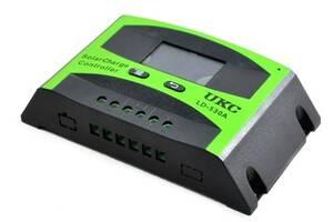 Контролер для сонячної панелі Solar controler LD-530A 30A RG UKC 2817 (gr_010577)