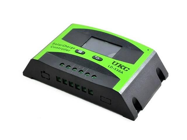 бу Контролер для сонячної панелі Solar controler LD-530A 30A RG UKC 2817 (gr_010577) в Києві