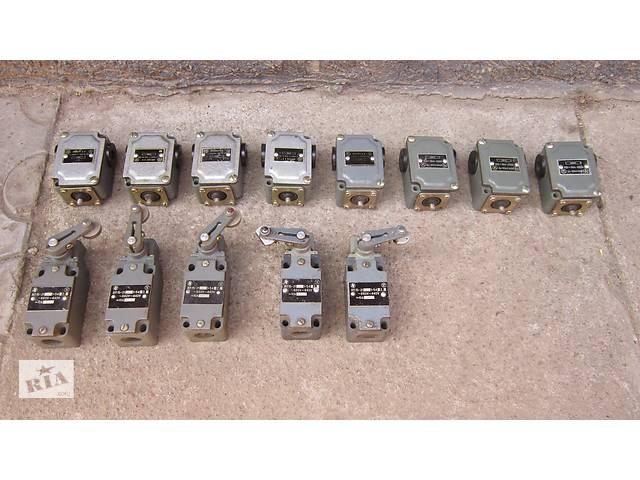купить бу Концевик ВП15-21, ВПК 2110 V-2 Концевой автоматический выключатель в Чернигове