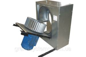 Кухонные центробежные вентиляторы ВРК-К - 400*5,5-4D