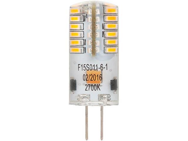 купить бу Лампа светодиодная Feron Optima LB-590 2 шт./уп. 3 Вт капсульная прозрачная G4 12 В 2700 К в Одессе