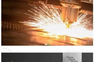 Лазерна різка та гнуття металу