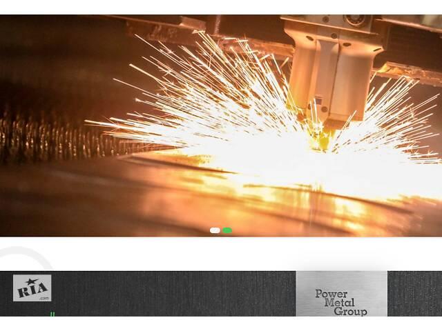 купить бу Лазерна різка та гнуття металу в Чернівцях