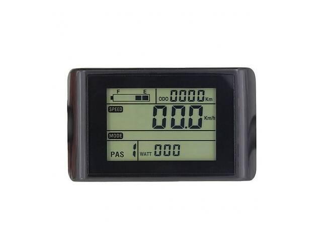 продам LCD Дисплей SW900 24, 36, 48V для електровелосипеда бу в Львові