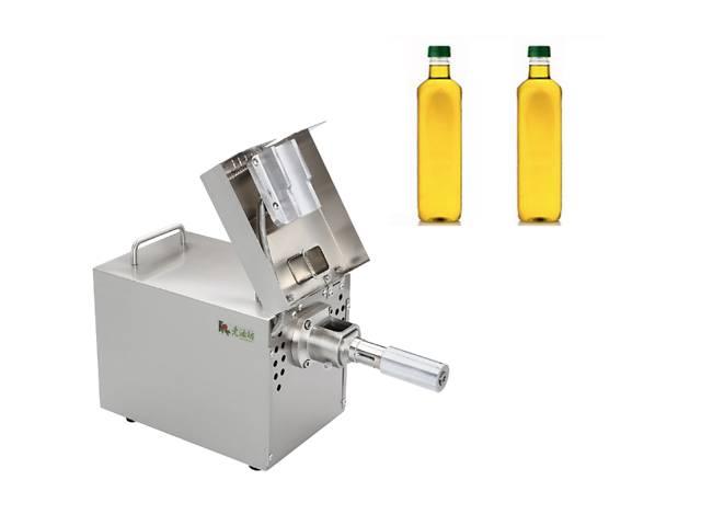 продам маслопресс Oil Extractor OP-600 пресс для холодного отжима масла бу в Виннице