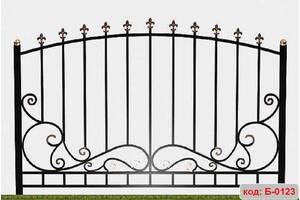 Металлические секции, сварные секции забора, забор, ограждение, секции на забор. Доставка по Украине!