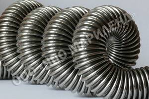 Металорукави з нержавіючої сталі від виробника