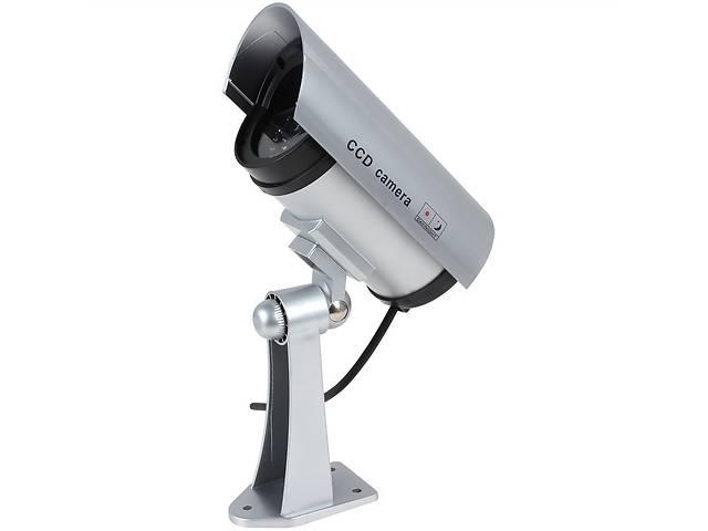 Муляж камеры видеонаблюдения UKC A26 Серебристый (hub_np2_1288)- объявление о продаже  в Киеве