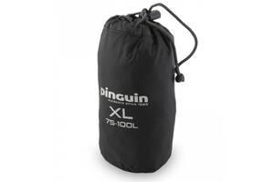 Накидка на рюкзак Pinguin Raincover 2020 року, Black, 75-100 L (PNG 356496)