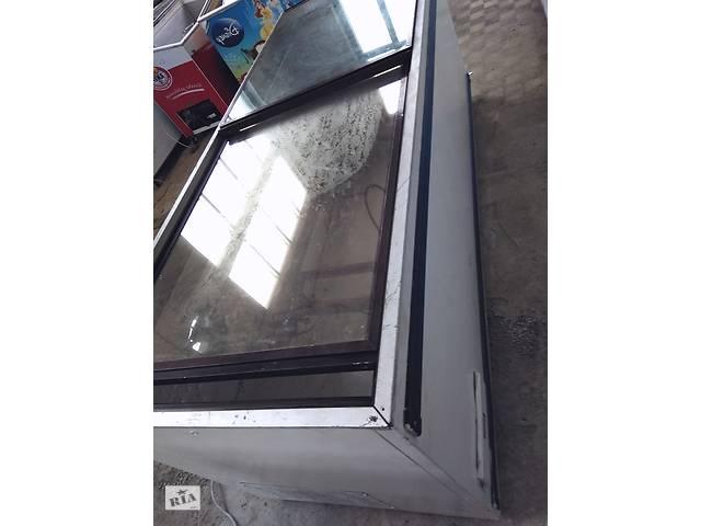 Недорого. Морозильный ларь камера бу из Германии 800л, плоское стекло- объявление о продаже  в Сумах