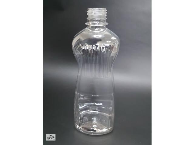 бу Пластикова пляшка ПЕТ 500 мл, прозора, діаметр горловини 28 мм в Хмельницькому