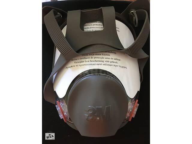 купить бу Полнолицевая  маска 3M™ серии 6800   в Мирнограді (Димитров)