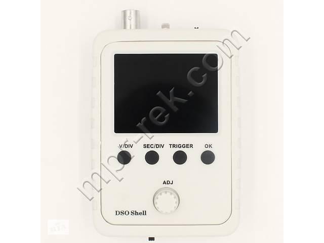 купить бу Портативный осциллограф (1-канальный, 200KHz, 12bit АЦП) DSO Shell (DSO150) в Дубно