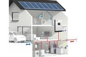 Продам 5кВт автономная солнечная электростанция инвертор MUST