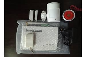 Проводная GSM сигнализация дом, гараж, дача