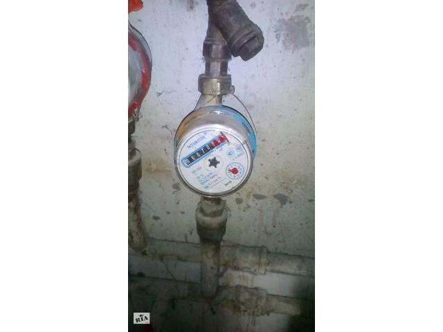 купить бу Счётчики воды Novator (х+г) в Киеве