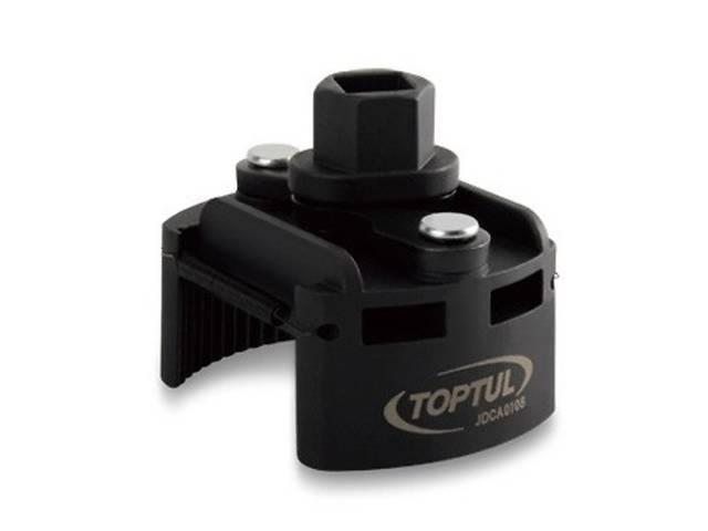 продам Съемник фильтров универсальный 115-140 мм TOPTUL JDCA0114 бу  в Украине
