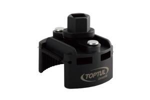 Съемник фильтров универсальный 60-80 мм TOPTUL JDCA0108