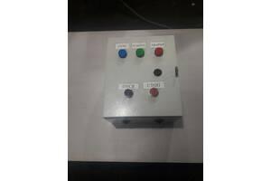 Шкаф управления компрессора