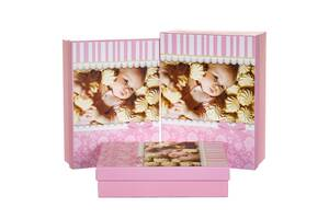 Набір з 3-х подарункових коробок Мій малюк 21х29х9 см 18131-005