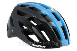 Шлем Lazer Tonic, Чёрно-синий (L, 58-61 см)