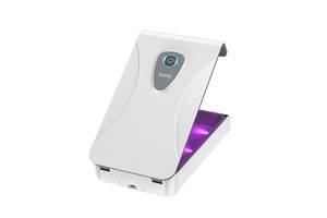 Стерилизатор дезинфикатор ультрафиолетовый портативный Hoco S1 PRO Белый (gr_014758)