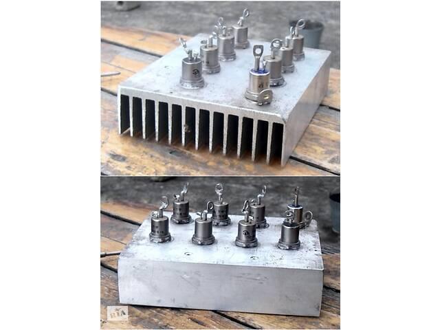 бу Симістори (теристори) ТС132-50-8-4 в Заводське