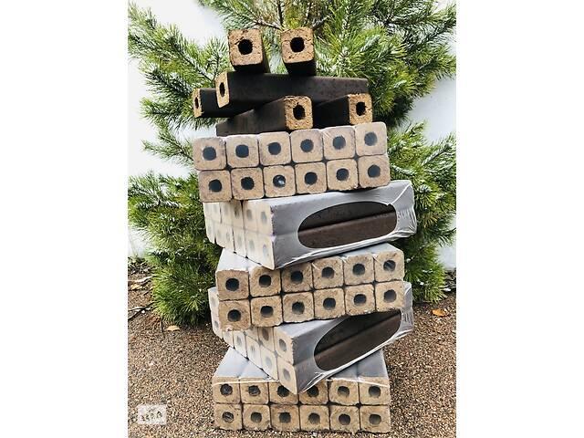 Топливный брикет Пини Кей и древесный уголь от производителя! 100% ДУБ- объявление о продаже  в Ирпене