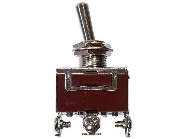 Тумблер KN(3)С-123 ON-OFF-ON       (3 pin) 15А;  250VAC  Daier