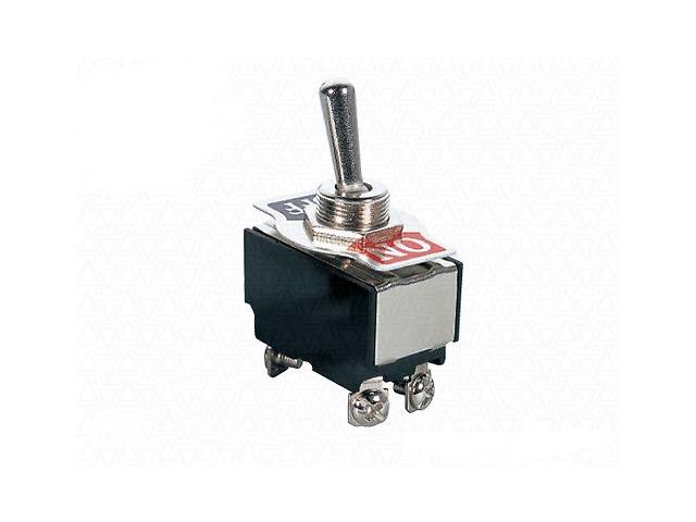 Тумблер KN(3)С-201 ON-ON       (4 pin) 15А;  250VAC  Daier