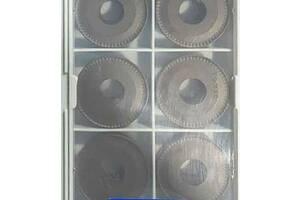 Твердосплавна пластина ПРАМЕТ Pramet RCMX 2006MO-RF1 Grade 9315 Діаметр 25, різці ПРАМЕТ, чашки ПРАМЕТ
