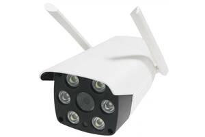 Уличная беспроводная IP WIFI камера видеонаблюдения UKC 3020 2с с удаленным доступом онлайн в режиме реального времен...