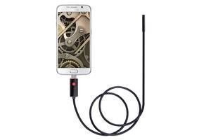 USB эндоскоп для смартфона и ноутбука HD 480P Kerui 555S 5 м 5.5 мм (100346)