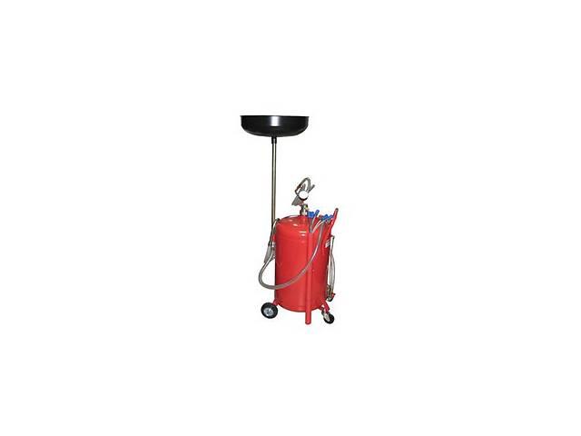Установка для вакуумной откачки масла (80 л) G.I. KRAFT B80VS- объявление о продаже  в Дубно