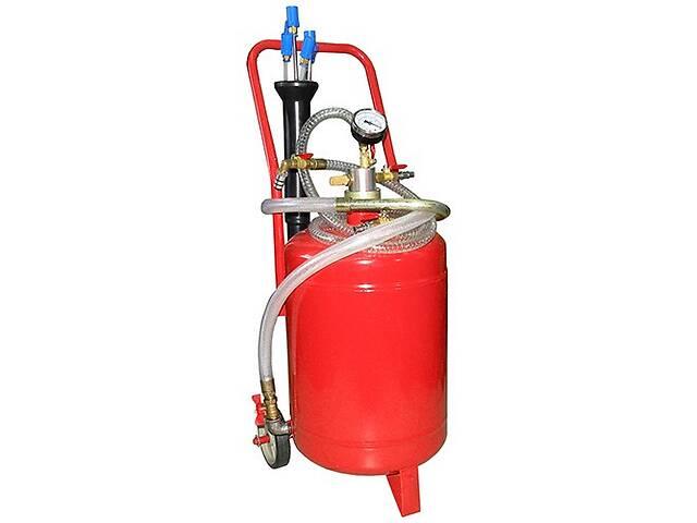 продам Вакуумная маслосменная установка (24 л) G.I.KRAFT B24V бу  в Украине