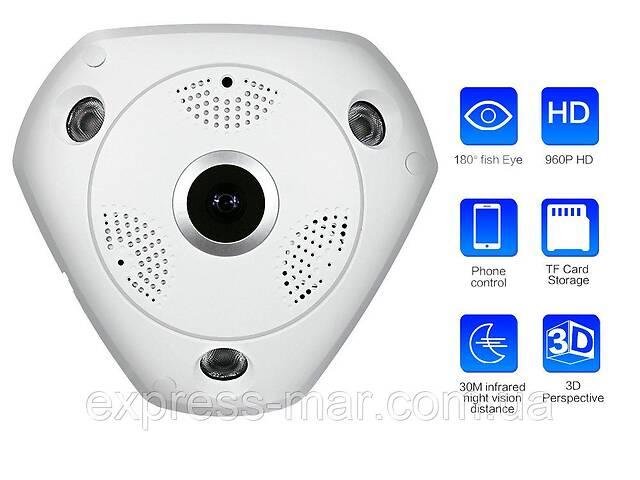купить бу Wi-Fi / IP панорамна камера 3D XPX 360 градусів в Харкові