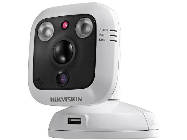 продам IP видеокамера Hikvision DS-2CD2C10F-IW (4мм) бу в Киеве