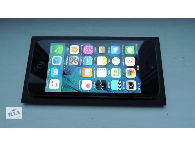 iPhone 5 16 gb NeverLock Отличный комплект- объявление о продаже  в Львове