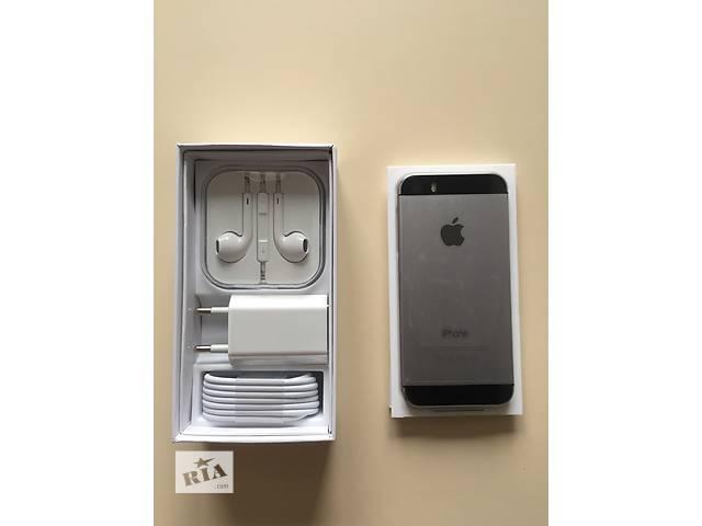 бу IPhone 5s 16gb space gray Newerlock, Новый, Оригинал !!! в Одессе