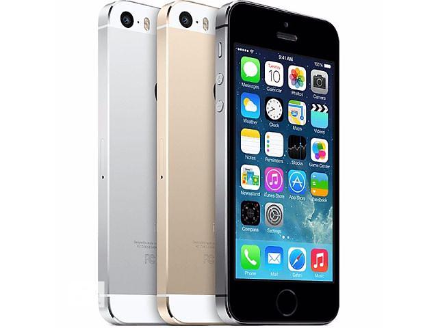 продам iPhone 5S 4 GB копия 2SIM 3G Android 4.2 экран 4 дюйма IPS 4 ядра 1 ГБ ОЗУ 4 ГБ 8 мп GPS бу в Одессе