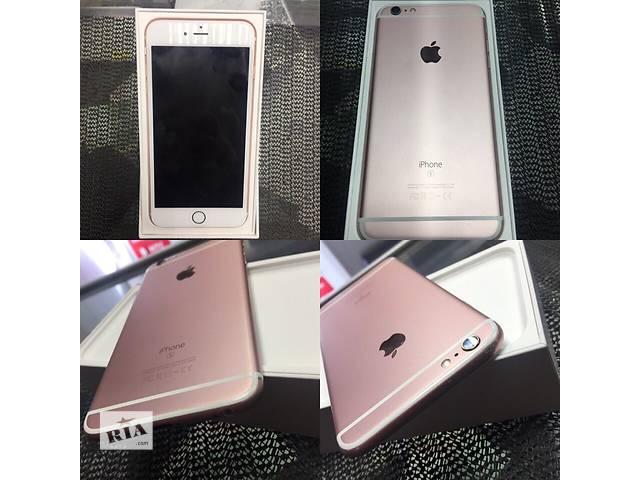 бу iPhone 6s plus 64 gb Rose Gold в Киеве