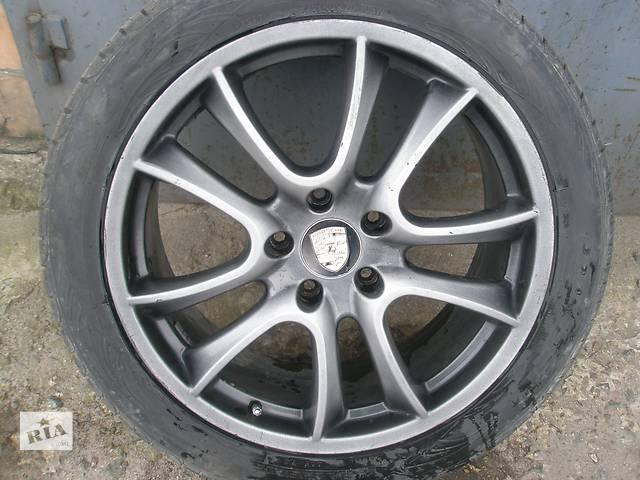 Каен S колеса шины Диск для легкового авто Porsche Cayenne- объявление о продаже  в Киеве