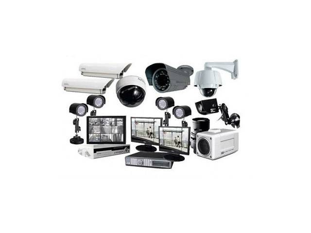 бу Камеры видеонаблюдения в Донецке, установка камер Донецк в Донецке