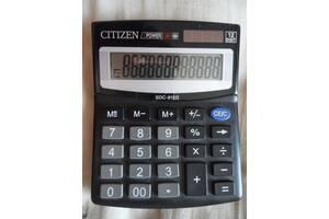 12-разрядный калькулятор Citizen SDС-812 II