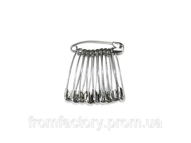 Булавки (10шт) 2см мал. серебряные- объявление о продаже  в Харкові