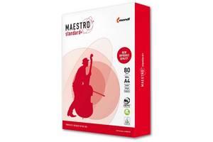 Бумага офисная Maestro Standard А4/А3 80г/м2 MONDI