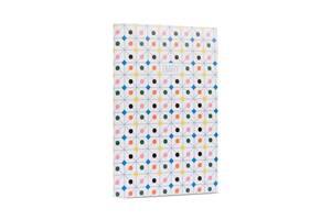 Ежедневник недатированный в мягком переплете 320с Yes А5 Mosaic (252079)