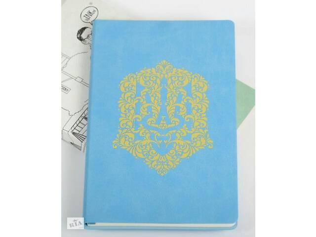купить бу Ежедневник Thinkme Funky синий с мягкой обложкой в Киеве