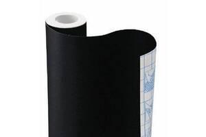 Грифельная наклейка с мелками улучшенная Kronos Top 45х200 см Черный (frs_101710)