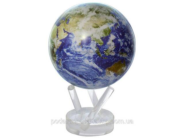 """Гиро-глобус Solar Globe Mova """"Земля в облаках"""" 11,4 см (MG-45-STE-C)- объявление о продаже   в Украине"""